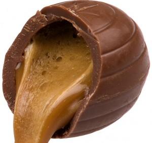 cropped cocoa caramel