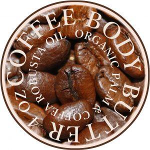 coffee body butter
