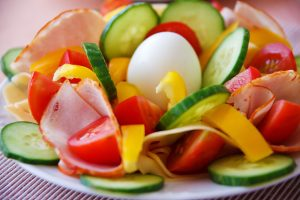 fast food salad is not healthy