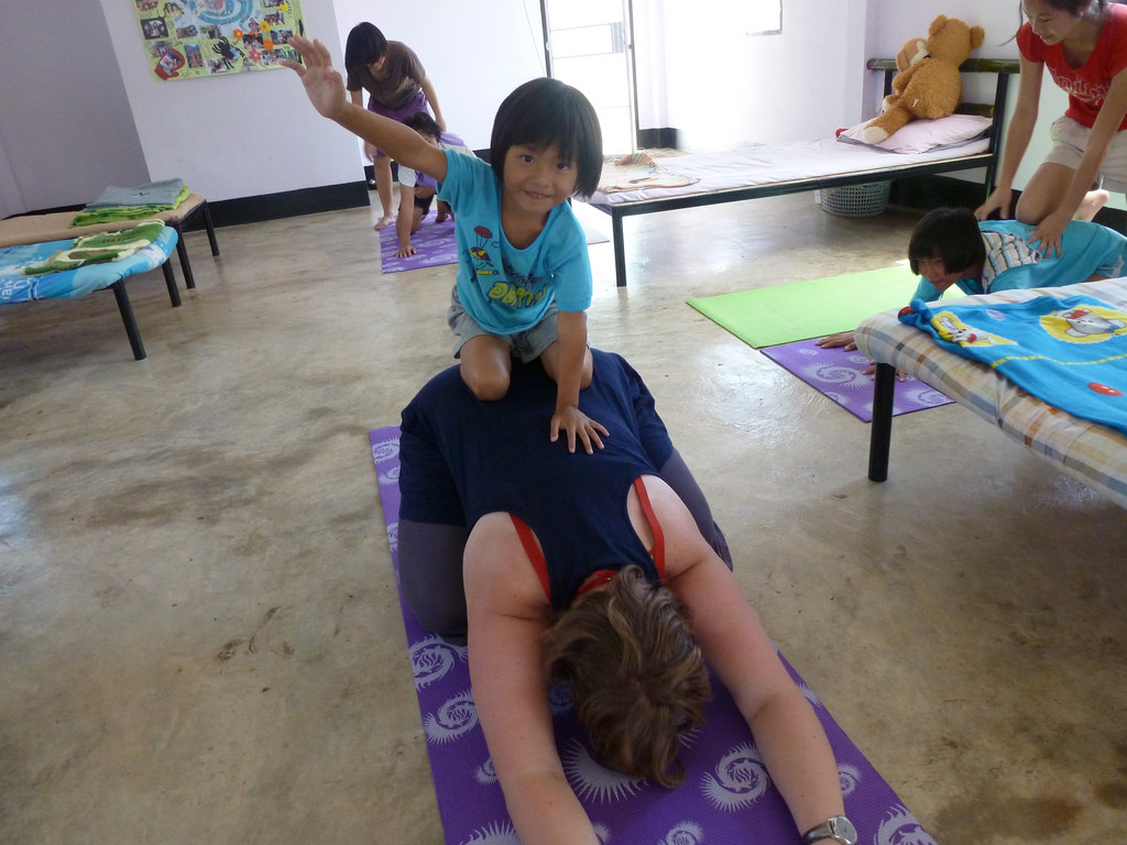cure ADHD with yoga
