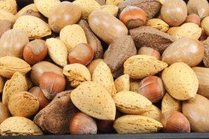 nut oils create seratonin