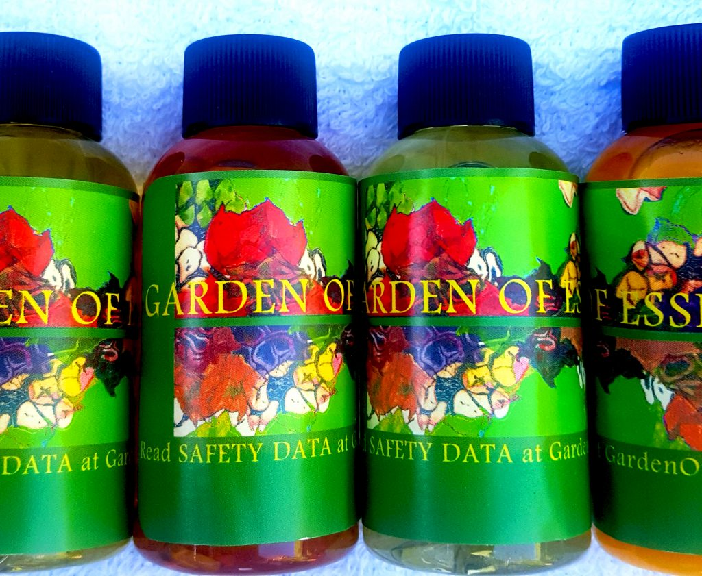 rare facial serum oils