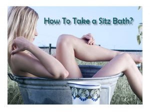 Quick Cure For Candida is a salt water bath